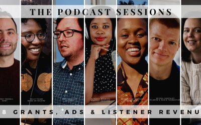Lessons on podcasting for Sub-Saharan Africa