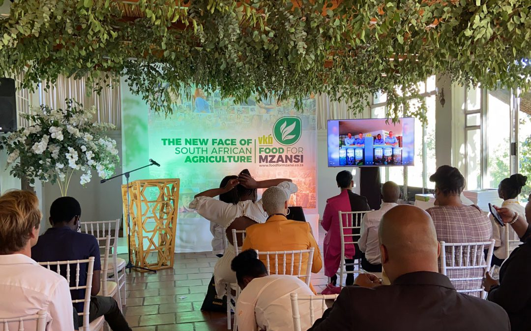 Food For Mzansi's citizen journalism project bears fruit