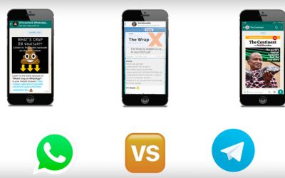 Could Telegram be a new channel for SA newsrooms?