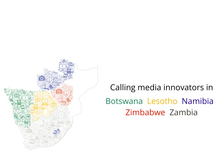 PRESS RELEASE|South Africa Media Innovation Program expands to five Southern African countries