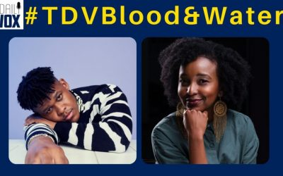 Update | #TDVBlood&Water interview, Volume investigative newsletter, Stokvel Talk on the road, Jamfest sessions, and many more.